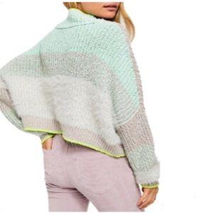 Free People sunbrite sweater